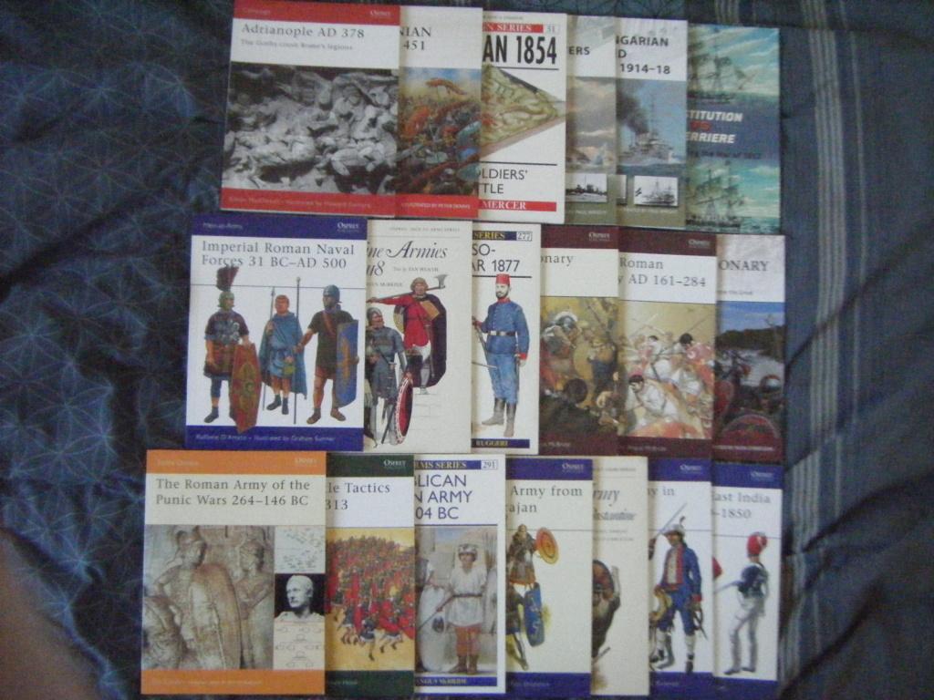 [VENTE] Nombreux Osprey, qqs Montvert et livres Osprey10