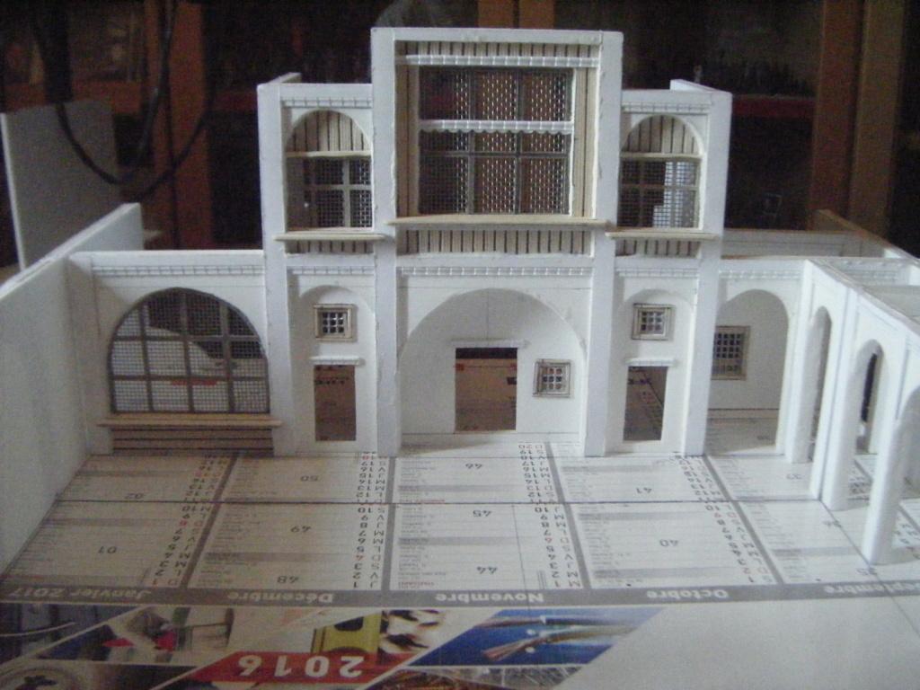 Les Portugais en Inde (1500-15) - Goa 1510  MàJ 16 Février Palais10