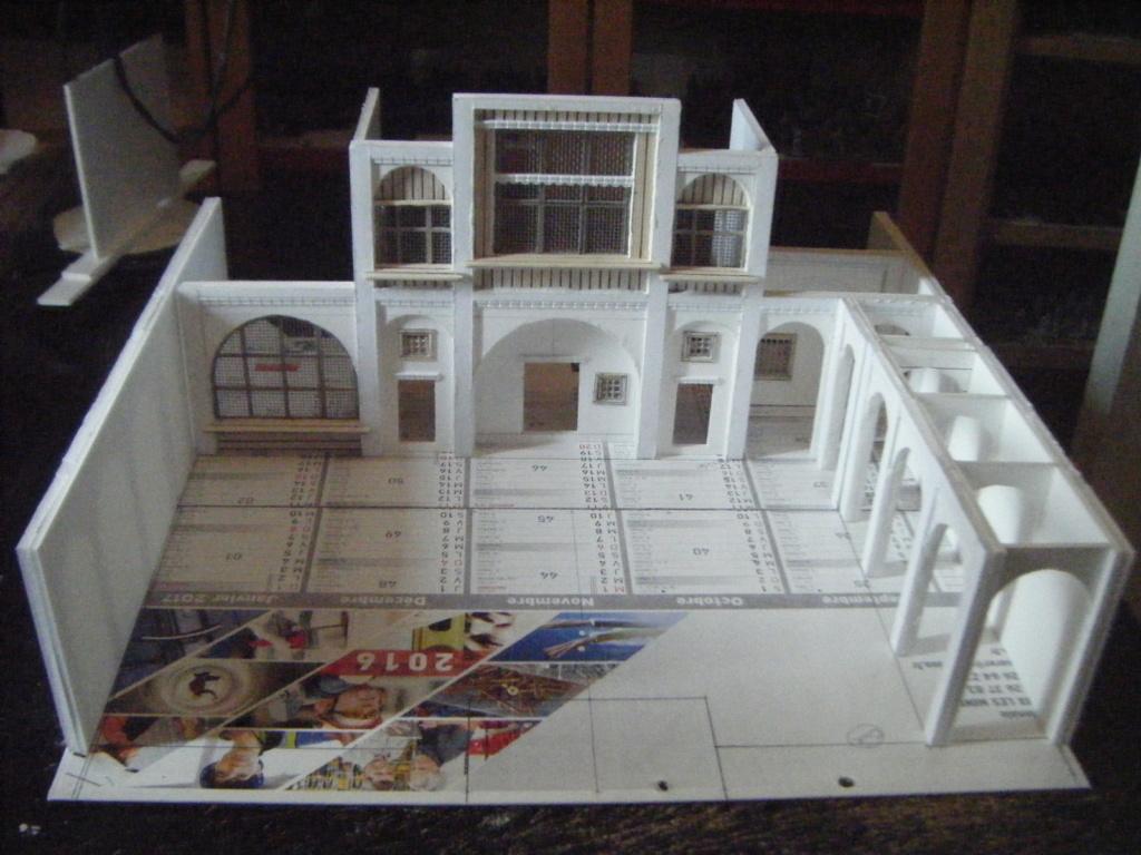 Les Portugais en Inde (1500-15) - Goa 1510  MàJ 16 Février Palais11