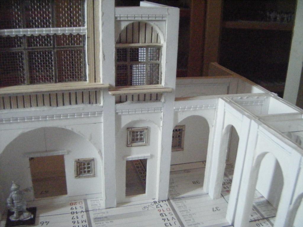 Les Portugais en Inde (1500-15) - Goa 1510  MàJ 16 Février Palais12