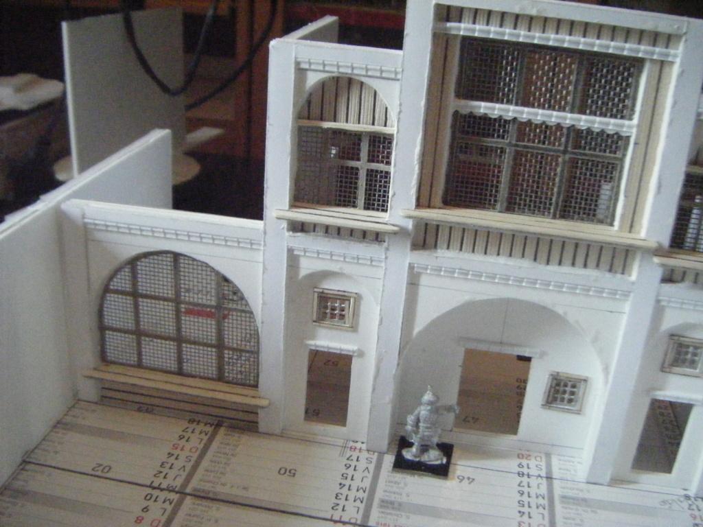 Les Portugais en Inde (1500-15) - Goa 1510  MàJ 16 Février Palais13