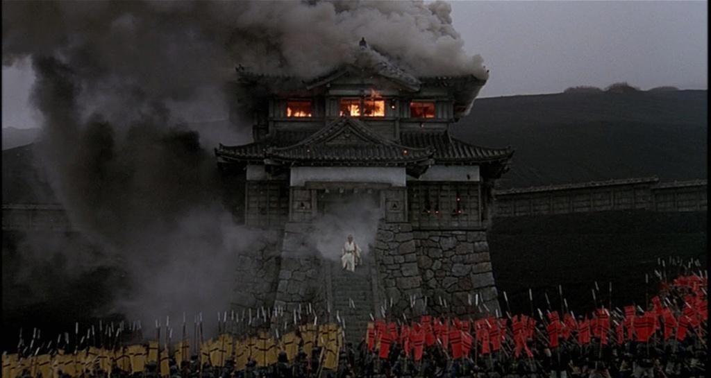 [Sengoku Jidaï] Le château ! Ran-ku10