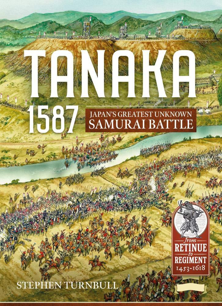 [LIVRE en ANGLAIS] Tanaka 1587 (Sengoku Jidaï) Tanaka10
