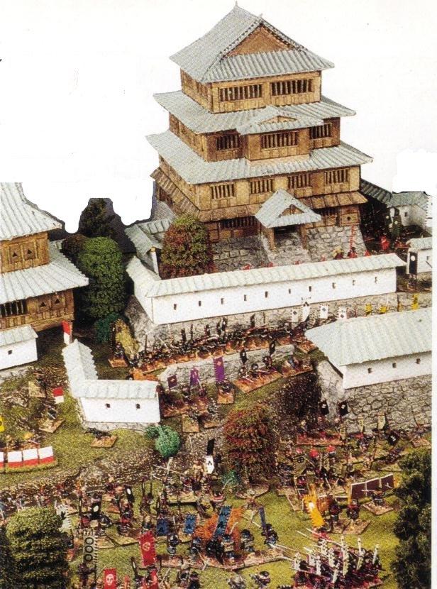 [DECOR] Yamashiro japonais , époque Sengoku Jidaï ! MàJ 05/01/15 + Photos ! - Page 6 Yamash10