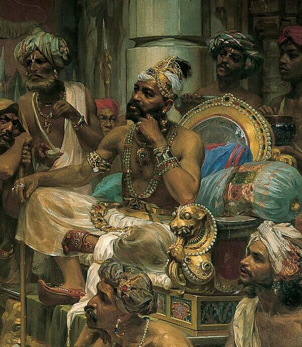 [Les Portugais en Inde 1500] Contexte historique Zamori11