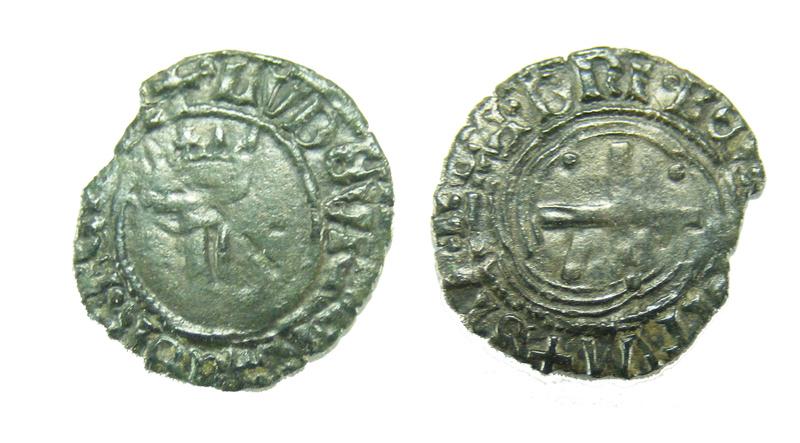 Liard de Provence pour Louis XII ?.... Dscf4510