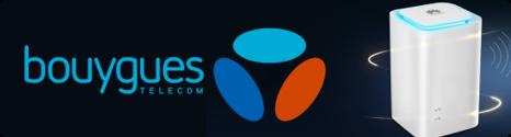 """Bouygues Telecom lance la """"4G box"""" à 29,99€ en data illimité pour la maison 14756010"""