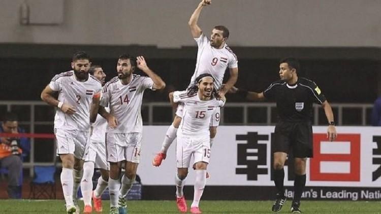 800 يورو لكل لاعب بعد فوز المنتخب السوري لكرة القدم على الصين 57f96c10