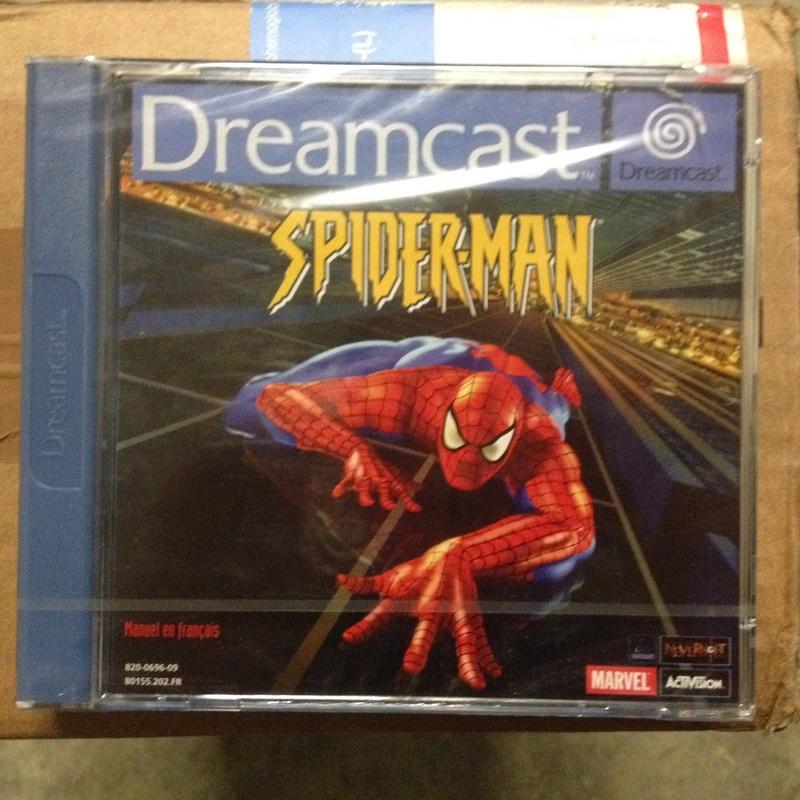 [VDS] jeux dreamcast PAL - BAISSE !! + Spiderman DC  Image29