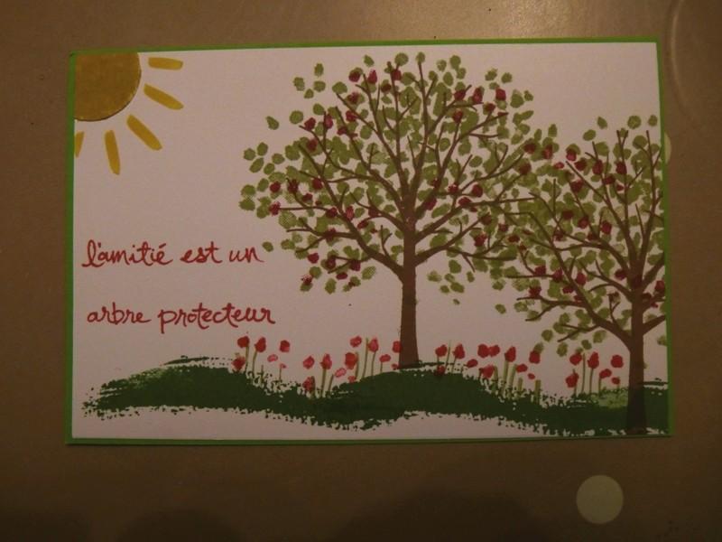Échange mensuel de cartes : l album  P1030510