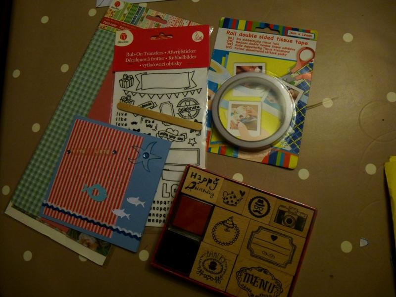 Échange mensuel de cartes : l album  P1030511