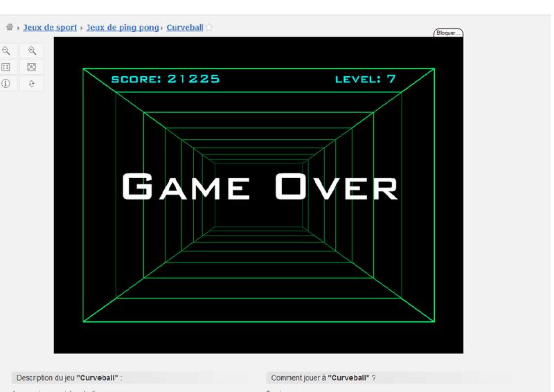 Borne d'Arcade : Curveball Sans_t11