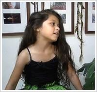 """La petite fille qui apparaît dans """"Earth Song"""" évoque Michael Jackson Jasmin10"""