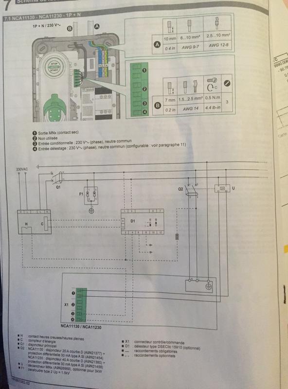 Cablage WallBox Evlink NCA11130 Img_8812