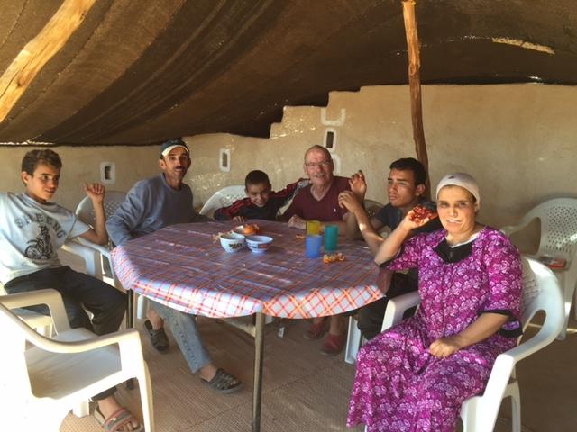 [Maroc Camp/Dernières nouvelles] Tempête chez Lahcen à Bouizakarne (Camping Tinnoubga) Image18