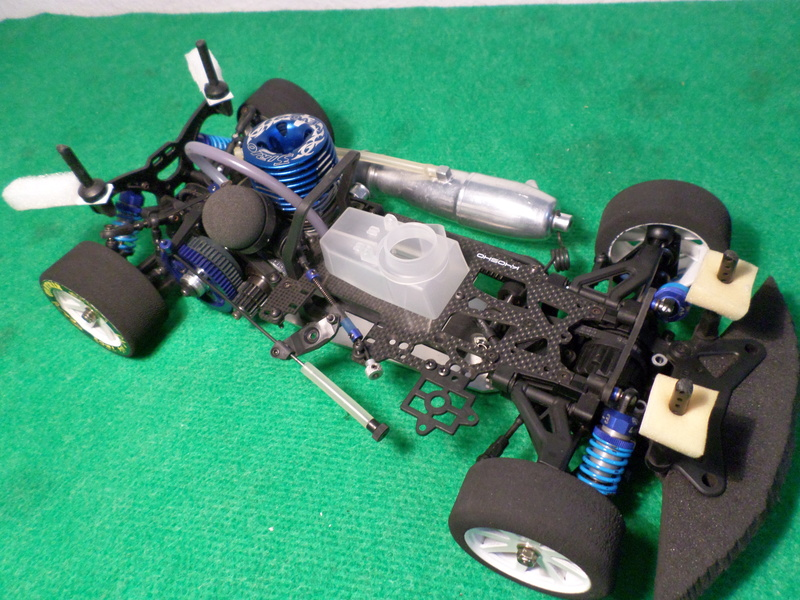 VENDS Kyosho V-one RRR evo 2 World Cup Sam_3736