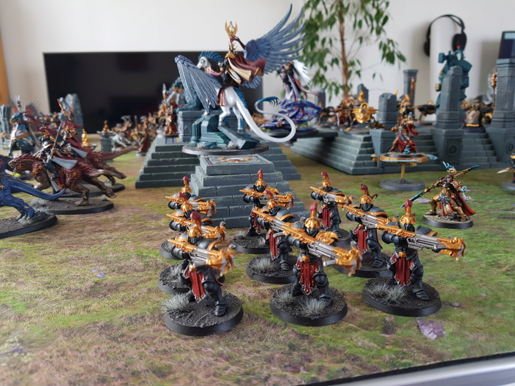 [AOS] ARMIES ON PARADE: mes Stormcast Eternals 20200458