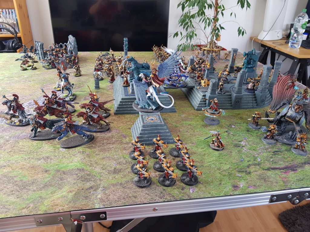 [AOS] ARMIES ON PARADE: mes Stormcast Eternals 20200459
