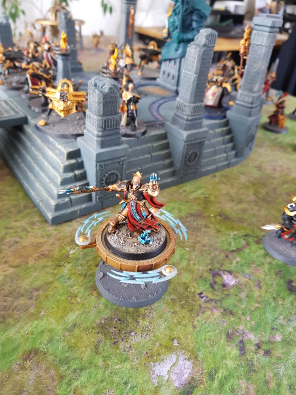 [AOS] ARMIES ON PARADE: mes Stormcast Eternals 20200460