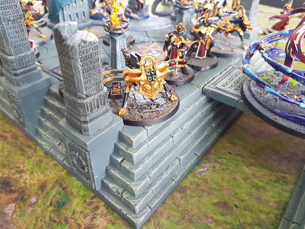 [AOS] ARMIES ON PARADE: mes Stormcast Eternals 20200483