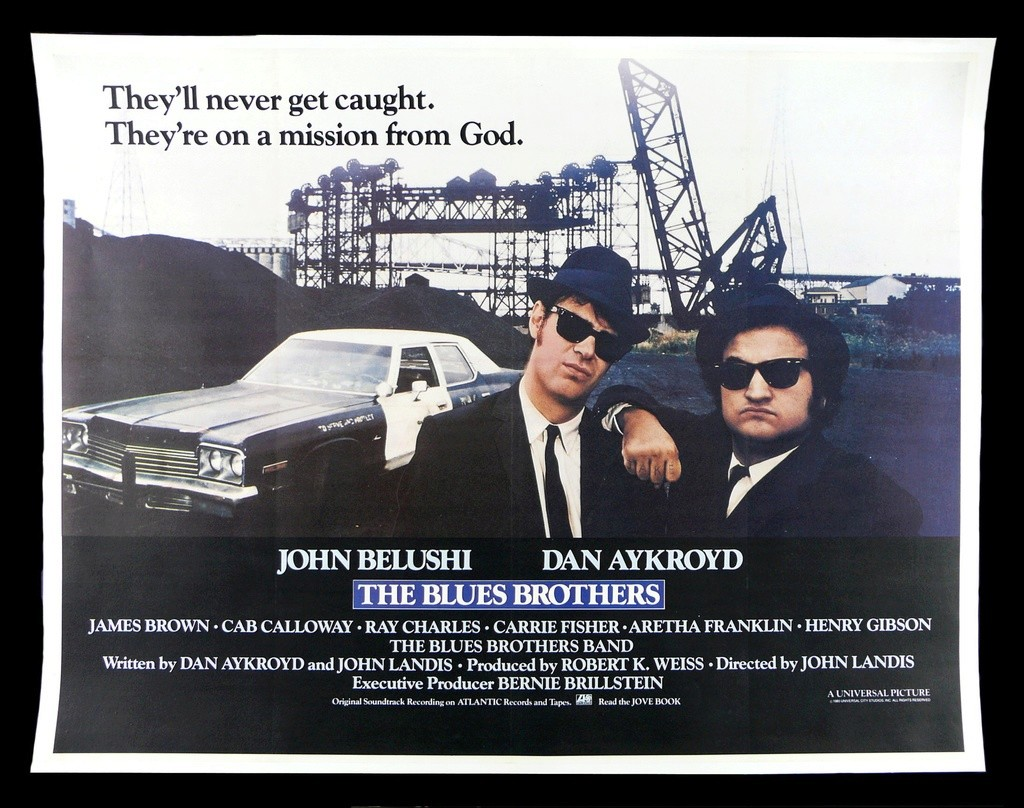 1980 - The Blues Brothers - John Landis Bluess10
