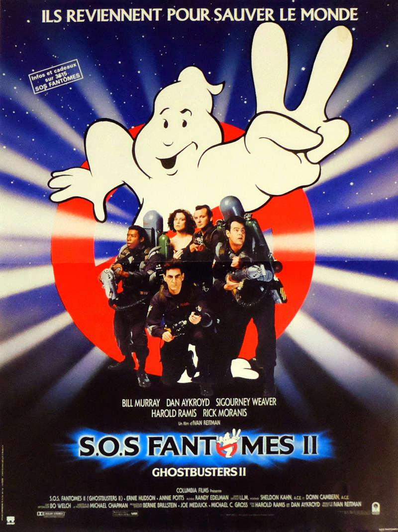 1984 - SOS Fantomes Ghostbusters Ghostb13
