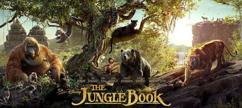 2016 - Le livre de la Jungle - Disney Jungle13
