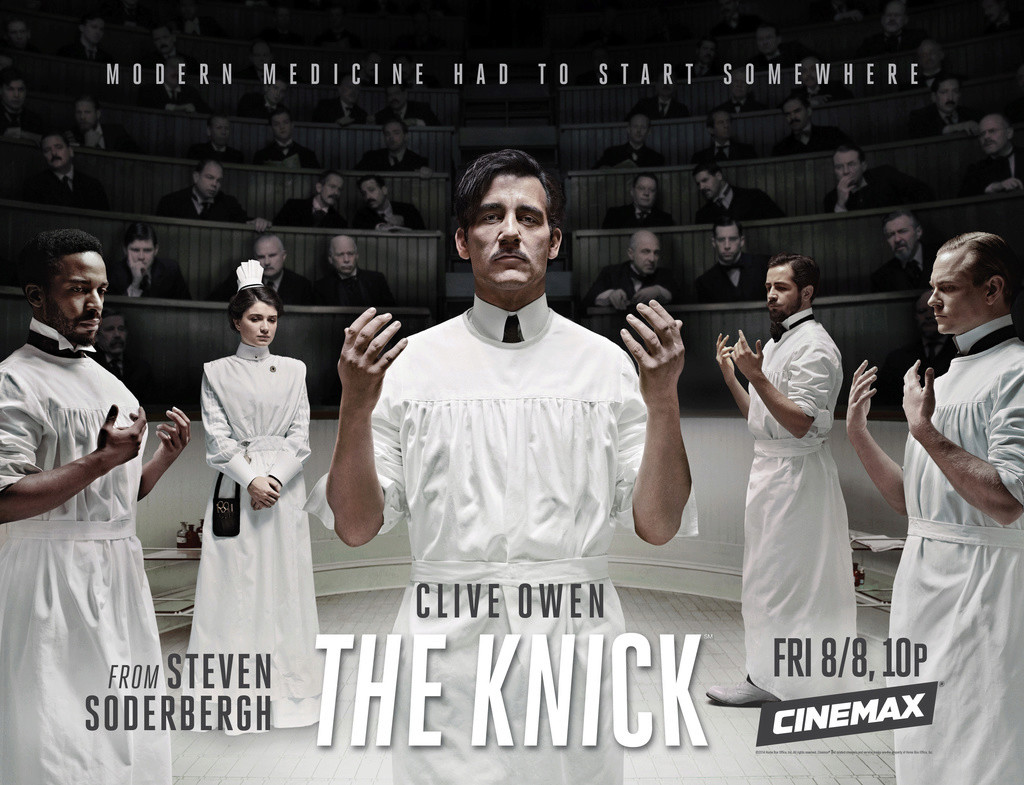 The Knick - serie TV (Cinemax) Thekni10