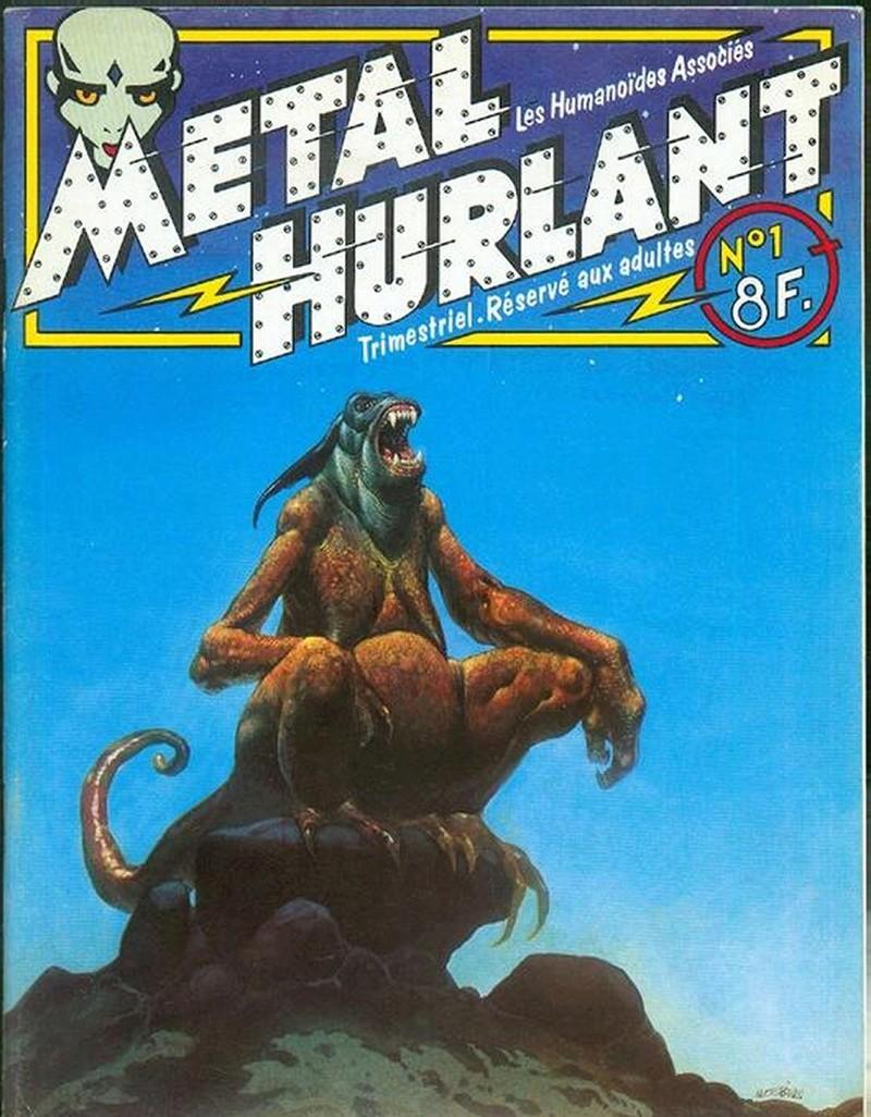 BD: Métal Hurlant (revue) Tumblr11