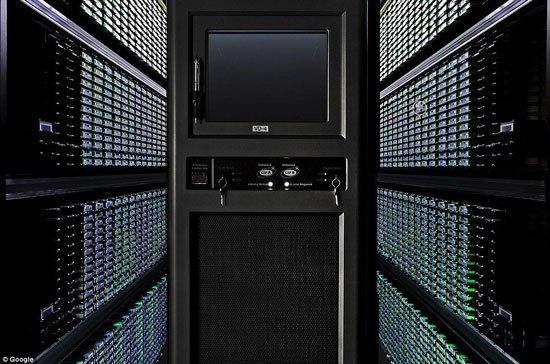 """جولة داخل مركز بيانات جوجل """"Google data center"""" 82015212"""