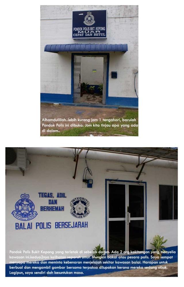 LAPORAN BERGAMBAR MUZIUM POLIS BUKIT KEPONG 15dan110