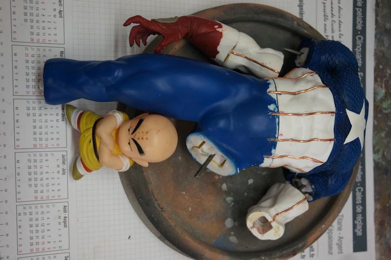 Captain America PF custom Dsc07215
