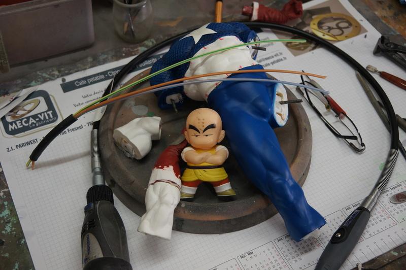 Captain America PF custom Dsc07216