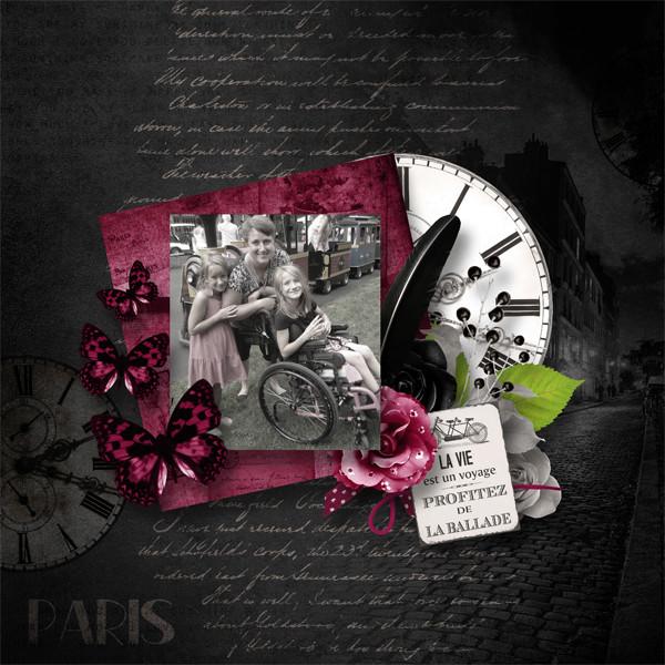 Souvenirs de Paris Isa10