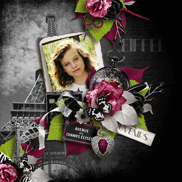 Souvenirs de Paris Souven11