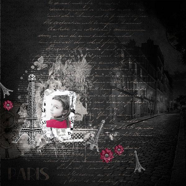 Souvenirs de Paris Tif0110