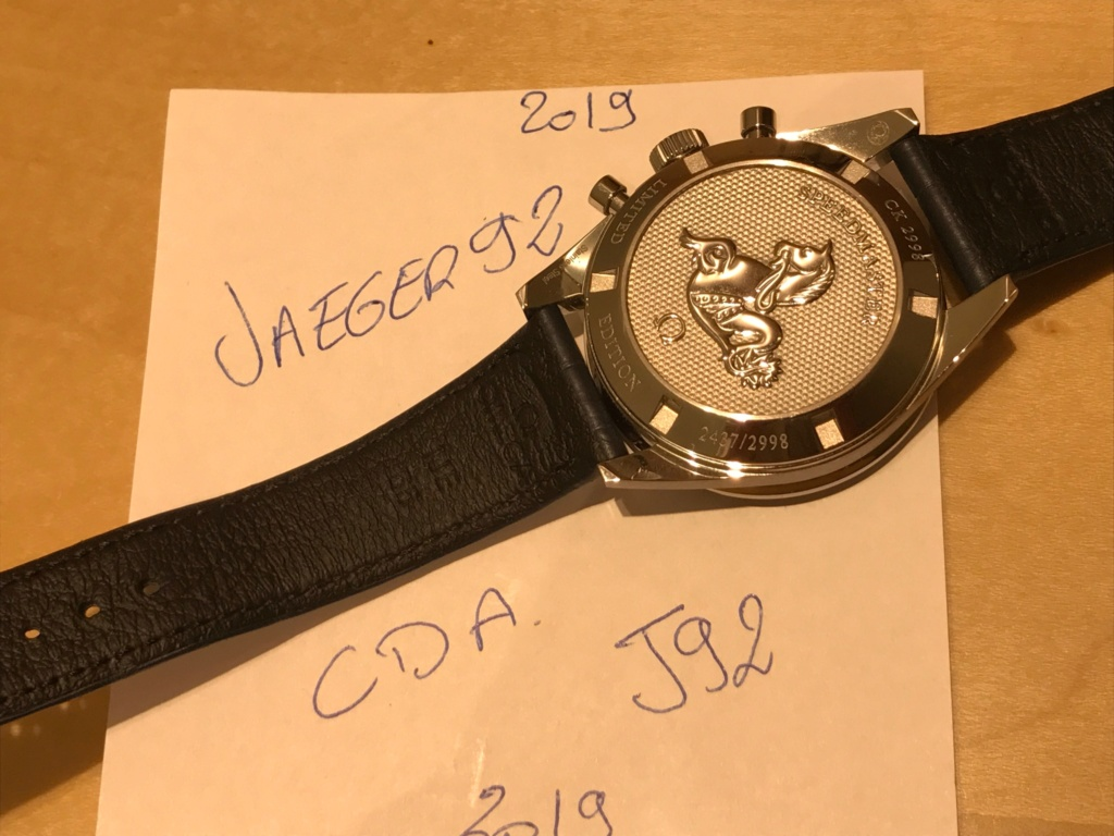 [Vends] Omega Speedmaster CK2998 bleu full set 5350€ 68793410