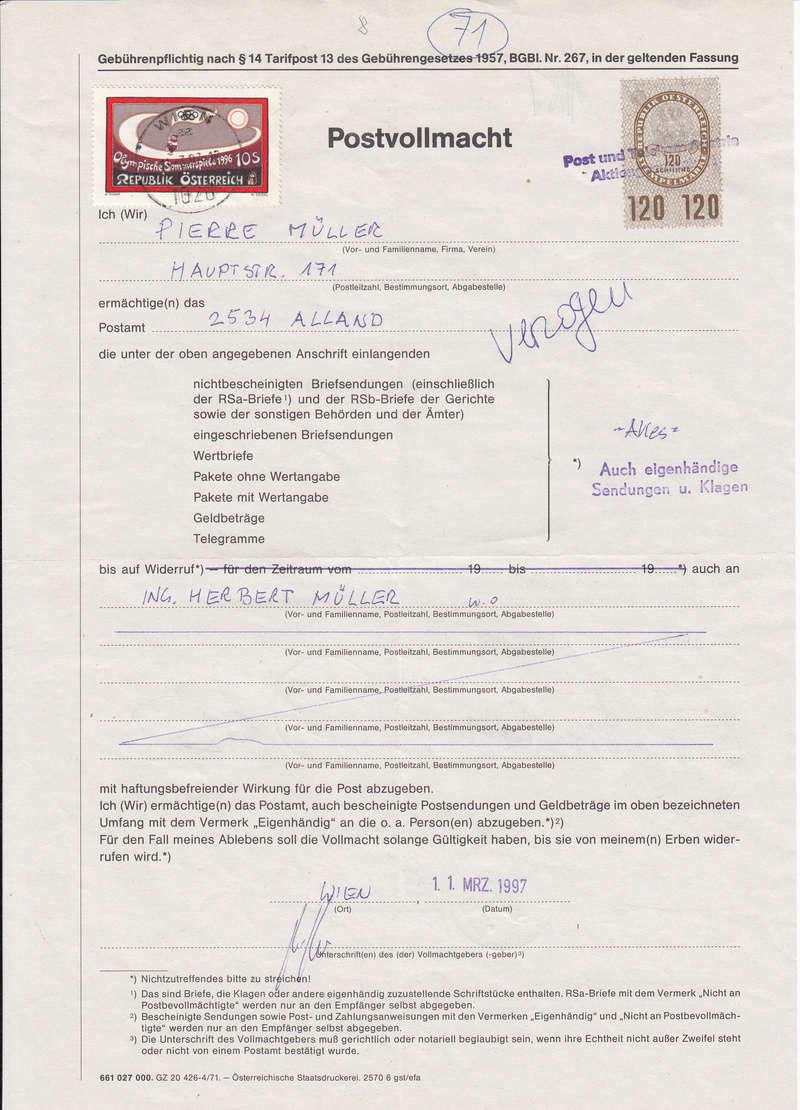 Sammlung Bedarfsbriefe Österreich ab 1945 - Seite 7 Img23