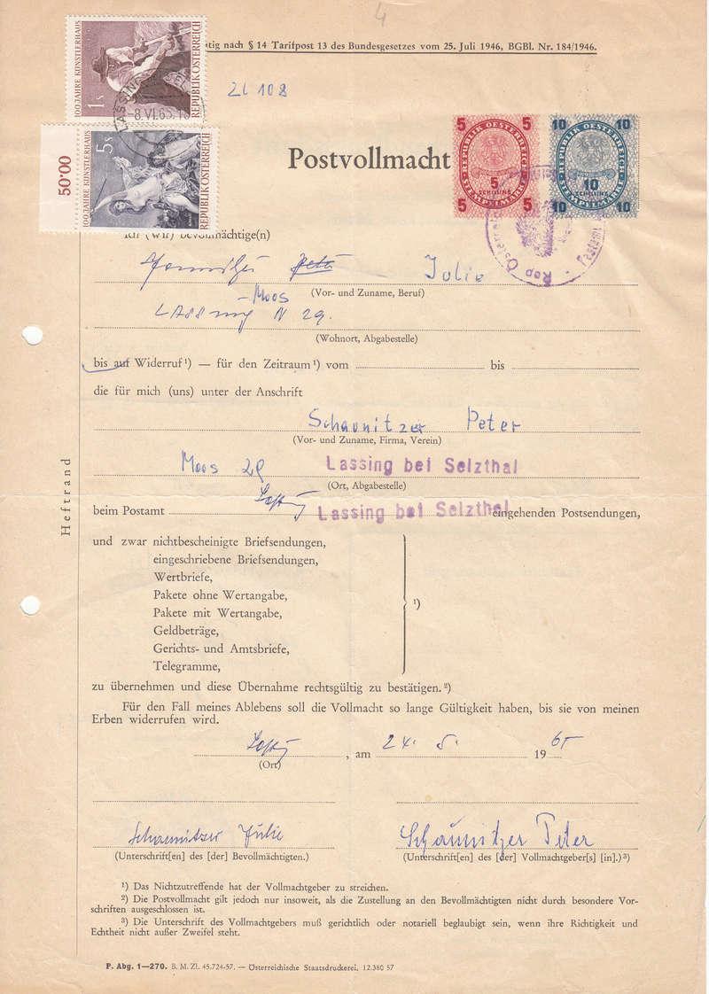 Sammlung Bedarfsbriefe Österreich ab 1945 - Seite 7 Img28