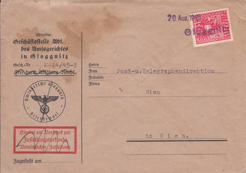 Wappenzeichnung  -  ANK 714-736 - Belege - Seite 3 Img29