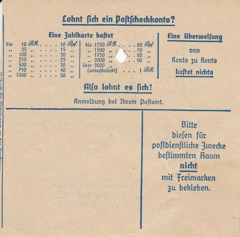 Wappenzeichnung  -  ANK 714-736 - Belege - Seite 3 Img38