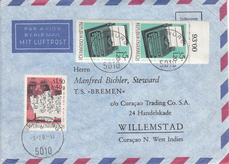 Sammlung Bedarfsbriefe Österreich ab 1945 - Seite 8 Img56