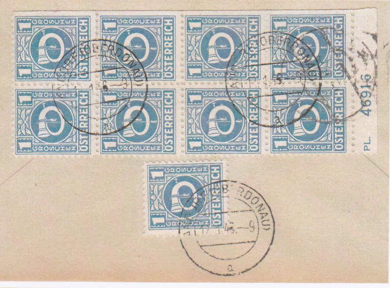 Posthornzeichnung  -  ANK 697-713  -  Belege - Seite 2 Img_0042