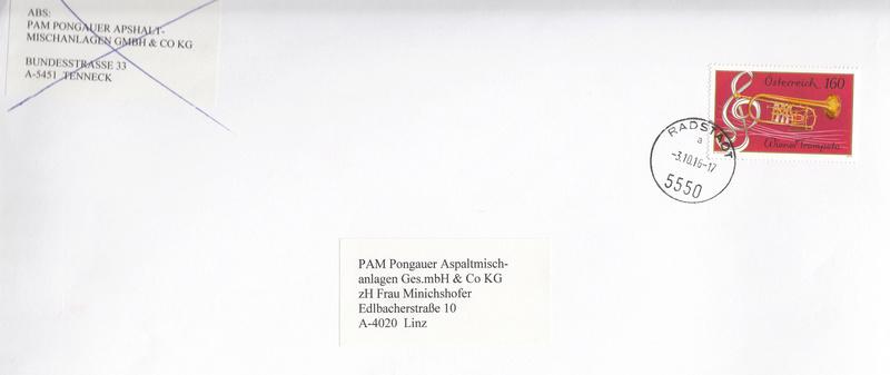 Sammlung Bedarfsbriefe Österreich ab 1945 - Seite 8 Img_0050