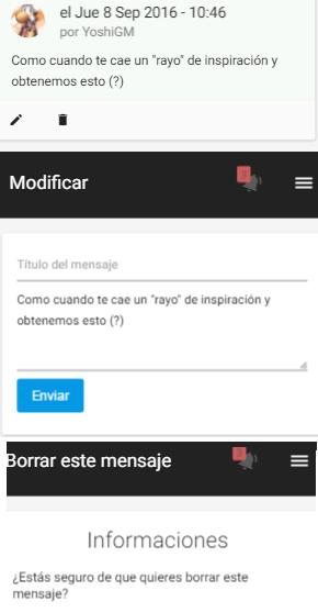 VERSIÓN MÓVIL - ¡MEJORAS IMPORTANTES! Editar10