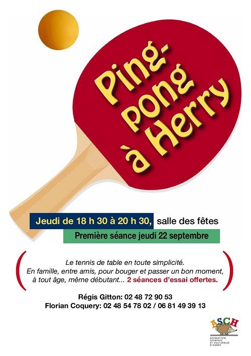 Septembre 2016 - HERRY - Ouverture de la section tennis de table  001_114