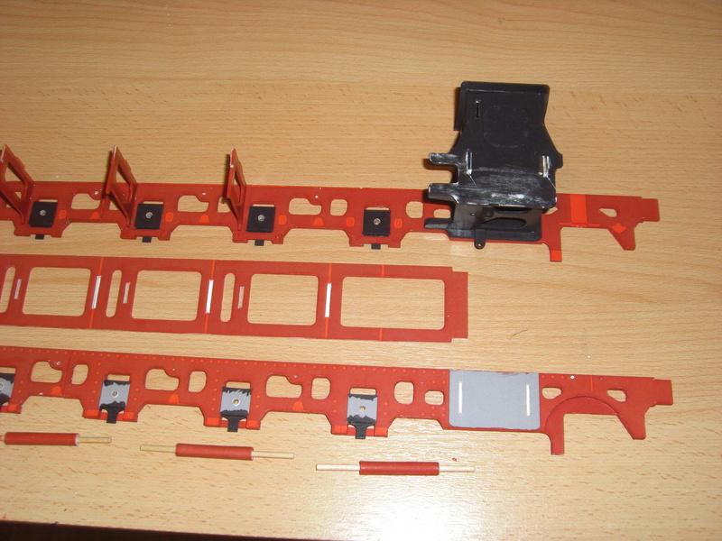 Fertig - Lokomotive HCP 1-6-2 Bulgar Modelik 1:25 von Lothar 00510