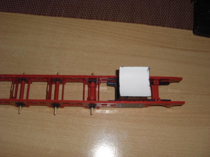 Fertig - Lokomotive HCP 1-6-2 Bulgar Modelik 1:25 von Lothar 00710
