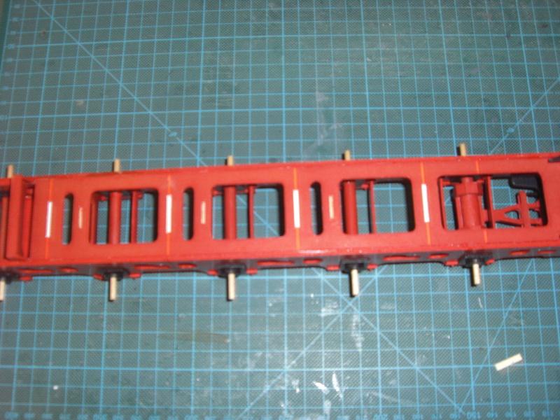Fertig - Lokomotive HCP 1-6-2 Bulgar Modelik 1:25 von Lothar 01910