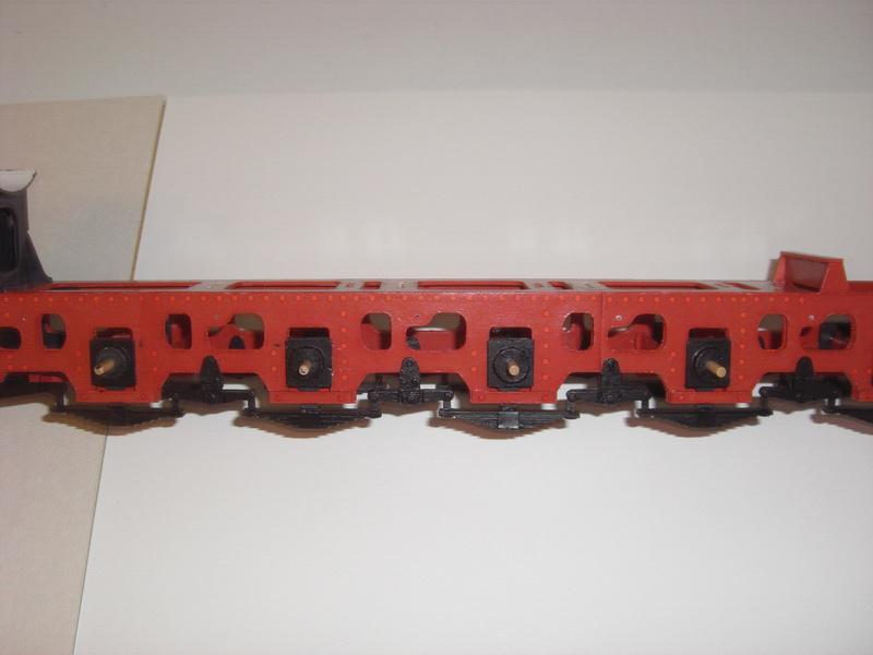 Fertig - Lokomotive HCP 1-6-2 Bulgar Modelik 1:25 von Lothar 03110